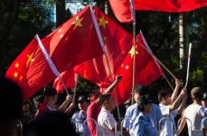 protests in china